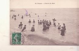 CPA -  40. DIEPPE L'heure Du Bain - Dieppe