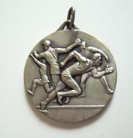 1953  BARI  II COPPA  L.MADAMI    F.I.D.A.L  ATHLETICS   ATLETICA MEDAL MEDAGLIA - Athlétisme