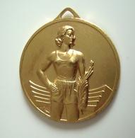 1954  BARI  CAMPIONATI PUGLIESI   ATHLETICS   ATLETICA MEDAL MEDAGLIA - Athletics