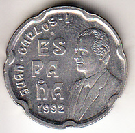 ESPAÑA 1992  50 PESETAS REY.BARCELONA.LA SAGRADA FAMILIA  . SIN CIRCULAR. . CN 4387 - [ 5] 1949-… : Reino