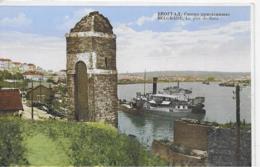 AK 0073  Belgrade - Le Port De Sava Um 1920 - Serbien
