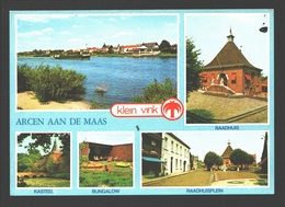 Arcen Aan De Maas - Multiview - Reclame Recreatieoord Klein Vink - Gezinscamping - Bungalowpark - Venlo