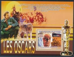 NB - [400017]Guinée 2008 - BL3762, Les Oscars, Films Et Acteurs, Cinéma - Cinéma