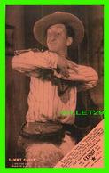 ACTEURS - SAMMY COHEN, 1902-1981 - WM. FOX STAR - 1928 EX. SUP. CO. CHICAGO - GET COUPON EXHIBIT - Acteurs
