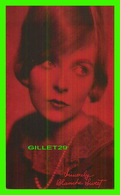 ACTRICES - BLANCHE SWEET, 1896-1986 - EX. SUP. CO, CHICAGO 1928 - CUT COUPON EXHIBIT - - Acteurs