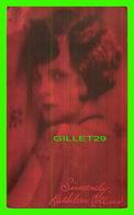 ACTRICES - KATHLEEN COLLINS, 1903-1994 - EX. SUP. CO, CHICAGO 1928 - CUT COUPON EXHIBIT - - Acteurs