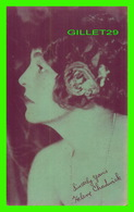 ACTRICES - HELENE CHADWICK, 1897-1949 -  EX. SUP. CO, CHICAGO 1928 - CUT COUPON EXHIBIT - - Acteurs