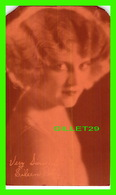 ACTRICES - EILEEN PERCY, 1900-1973 - EX. SUP. CO. CHICAGO, 1928 - CUT COUPON EXHIBIT - - Acteurs