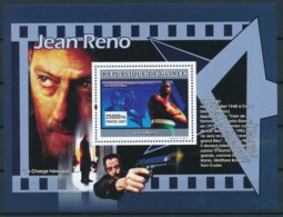 NB - [400509]Guinée 2007 - Jean Reno, Cinéma, Acteurs - Acteurs