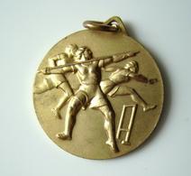 1956  BARI 1° COPPA DUMAS    ATLETICA SPORTS  ATHLETICS   SPORT MEDAGLIA MEDAL - Athletics