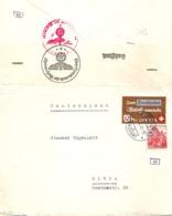 Zensur Brief  Solothurn - Riesa            1942 - Briefe U. Dokumente