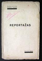 Lithuanian Book / Reportažas 1933 - Books, Magazines, Comics