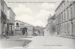 NEUVICQ LE CHATEAU (17) Rue Principale Animation - France