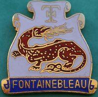 GG...368........ECUSSON.........FONTAINEBLEAU.........département De Seine-et-Marne En Région Île-de-France - Villes