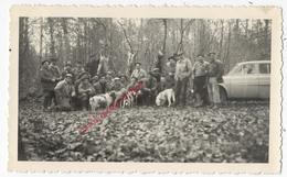 CHASSE En 1958-Fermeture Au Chevreuil Forêt D'Avaise - Other