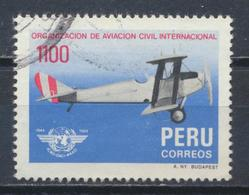 °°° PERU - Y&T N°813 - 1985 °°° - Peru