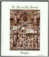 ESPAÑA 1998 - RETABLO DE LA SEO DE ZARAGOZA - Edilfil Nº 3595- Yvert Block 79 - 1991-00 Unused Stamps
