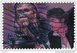 Etats-Unis / United States (Scott No.4143L - La Guerre Des étoles / Star Wars) (o) - Verenigde Staten