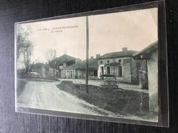 33 Sendets 1940 Bourg Puits Pub Tampon Franchise Militaire - Francia