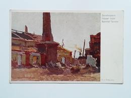 5095 Prima Guerra Pubblicitaria Pubblicita Militare 1915 Offizielle Karte Fur Rotes Kreuz Croce Rossa Nr 229 Tarnow - Guerra 1914-18