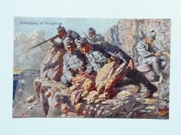 5096 Prima Guerra Pubblicitaria Pubblicita Militare 1915 Offizielle Karte Fur Rotes Kreuz Croce Rossa Nr 231 - Weltkrieg 1914-18