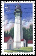 Etats-Unis / United States (Scott No.4148 - Pacific Lighthouses) (o) - Verenigde Staten
