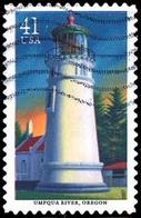Etats-Unis / United States (Scott No.4149 - Pacific Lighthouses) (o) - Verenigde Staten
