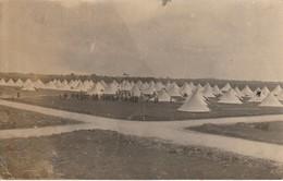 Grande GUERRE 14  18  Camp De Toiles A LESSAY (carte Photo) - France