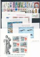 CF-255: MONACO: Lot ** Année 1994 + BF - Monaco