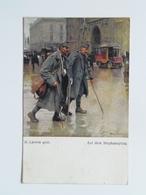 5106 Prima Guerra Pubblicitaria Pubblicita Militare 1915 Offizielle Karte Fur Rotes Kreuz Croce Rossa Nr 270 Auto - Weltkrieg 1914-18
