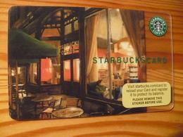 Starbucks Gift Card USA - Old Logo 2007 6051 - Gift Cards