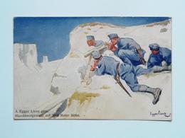 5111 Prima Guerra Pubblicitaria Pubblicita Militare 1915 Offizielle Karte Fur Rotes Kreuz Croce Rossa Nr 325 - Weltkrieg 1914-18