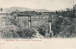 Mauritius - Rivière Des Anguilles - Railway Bridge - Train - Mauritius