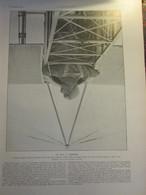 1913 Aviation Aviateur    LE VOL A L ENVERS   Pégoud - Ohne Zuordnung