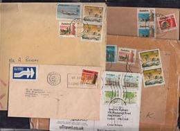 Cb0097 ZIMBABWE, 5 @ Zimbabwe Covers - Zimbabwe (1980-...)