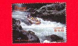 PANAMA - Usato - 1998 - Turismo - Rafting On Chagres River - 0.45 - Panama