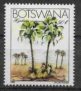 1983 BOTSWANA 480** Faune Et Flore, Arbre Seul , Issu De Série - Botswana (1966-...)
