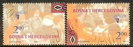 BOSNIE-HERZEGOVINE N°514/515** (europa 2006) - COTE 6.00 € - 2006