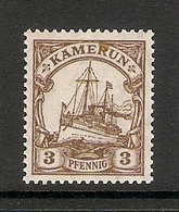 006536 Germany Cameroun 1905 3pf MNH - Colony: Cameroun