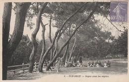 44 - LA TURBALLE - Pen Bron - Repos Sous Les Sapins - La Turballe