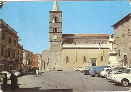 44/FG/18 - ROMA - PALESTRINA: Piazza Regina Margherita - Roma (Rome)