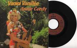 ANNIE CORDY - Vinyl Records