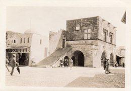Rhodes  -  Maison De Justice - Lieux