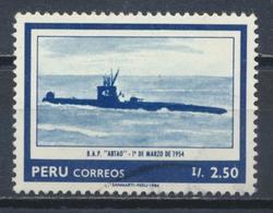 °°° PERU - Y&T N°834 - 1986 °°° - Perù