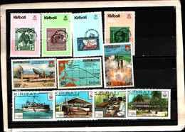73327) KIRIBATI-LOTTO FRANCOBOLLI -MNH**- - St.Vincent E Grenadine