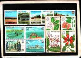 73328) KIRIBATI-LOTTO FRANCOBOLLI -MNH**- - St.Vincent E Grenadine