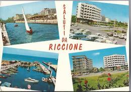 Saluti Da Riccione (3) Rimini - H4868 - Rimini