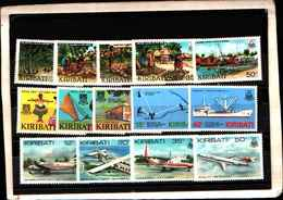 73331) KIRIBATI-LOTTO FRANCOBOLLI -MNH**- - St.Vincent E Grenadine