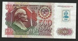 TRANSNISTRIA P-11 500 RUBLES 1994( OLD DATE1992) UNC - Billets