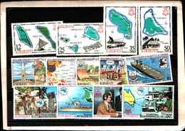 73332) KIRIBATI-LOTTO FRANCOBOLLI -MNH**- - St.Vincent E Grenadine